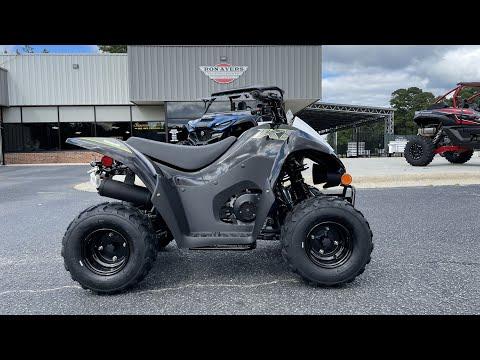2022 Kawasaki KFX 50 in Greenville, North Carolina - Video 1