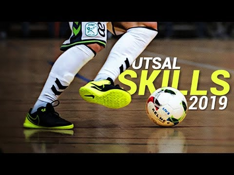 Most Humiliating Skills & Goals 2019 ● Futsal #3