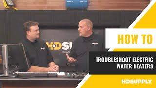 A.O. Smith - Top Service Calls: Electric - HD Supply Facilities Maintenance
