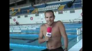 Entrevista a Carlos Coste. Segundo día