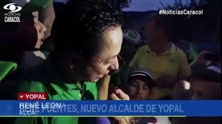 LEONARDO PUENTES, NUEVO ALCALDE DE YOPAL