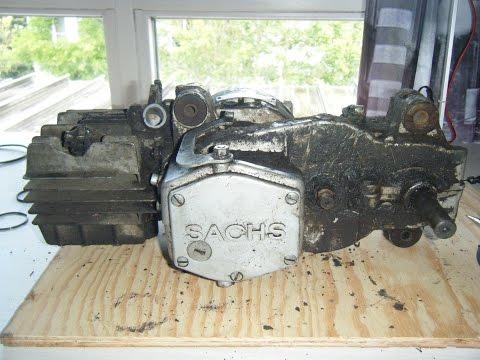 Sachs 505/2B Überholung