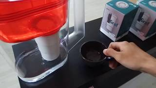 Графеновый фильтр для воды. Пробую на вкус.