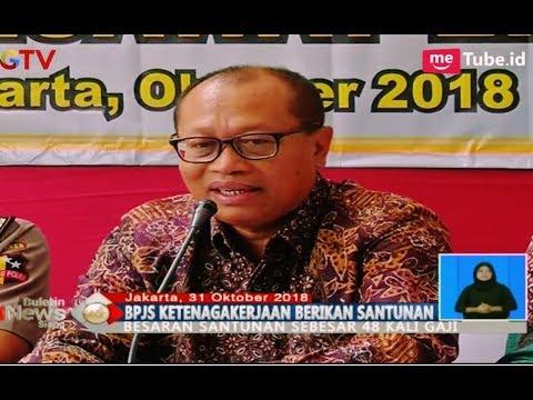 BPJS Ketenagakerjaan Beri Santunan Korban JT 610 Sebesar 48 Kali Gaji - BIS 01/11