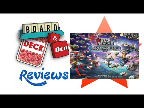 Board, Deck & Dice Review #159 - Star Realms Frontiers & United