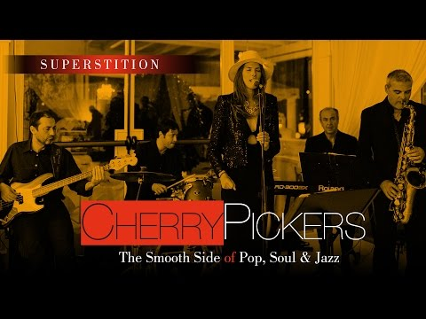 Cherrypickers The perfect band Milano Musiqua