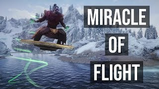 The Miracle of Flight | Skyrim Mods (PC & XBOX)