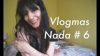 Vlogmas Nada 2018 # 6 | Gabrielamática ⚡️
