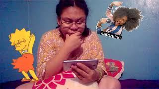 Reacción a la canción bonita De Kenia OS / Ariadna Galindo