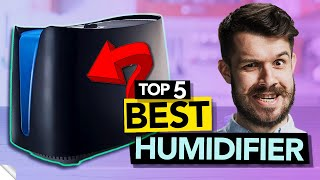 ✅ TOP 5: Best Humidifier in 2021 (Budget & portable)