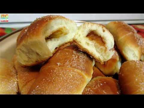 ✅ Рогалики с повидлом: рецепт на дрожжевом тесте / Мамулина кухня