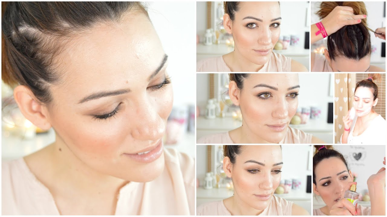 Summer Beauty Routine: Piel, Maquillaje y peinado