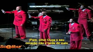 The Stylistics   Stop Look Listen & You Are Everything   2005   Tradução