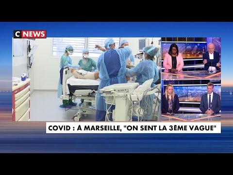 Coronavirus : des hʹpitaux sous tension Coronavirus : des hôpitaux sous tension