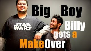 Big Boy Billy Gets A MakeOver (Alpha M. Project S1E1)