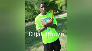 PICTFC Athlete Elijah Brown