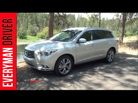 2013 Infiniti JX35 AWD Car Review Video