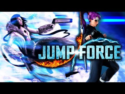 """JUMP FORCE The Curious Case of """"Coyote Starrk"""" DLC Season 2 Discussion!"""