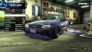 GTA V Karin FUTO!! How to find it + Customization!!