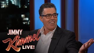 Adam Carolla on Teaching a Podcast Master Class
