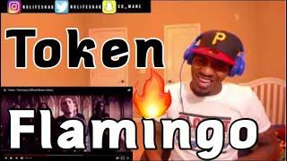 Another Mumble  Rapper Assassin! | Token   Flamingo |  REACTION