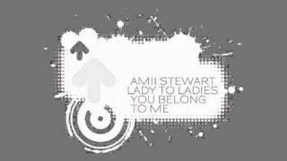 Amii Stewart - You Belong To Me