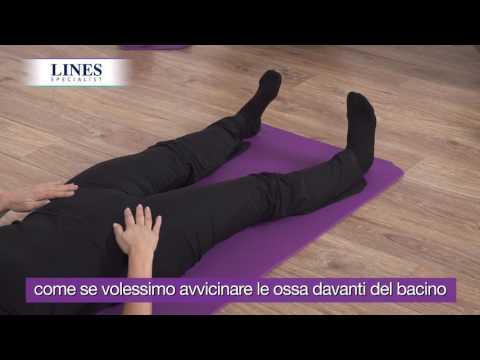 Esercizi per il pavimento pelvico: Come individuare i muscoli giusti.