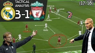Download Video Real Madrid 3-1 Liverpool: Tactical Analysis|  Zidane's INGENIOUS Substituion that won it for Madrid MP3 3GP MP4