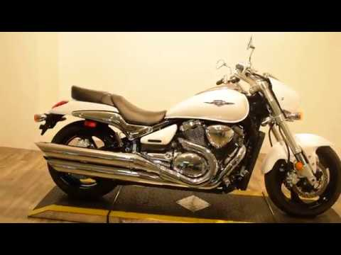2015 Suzuki Boulevard M90 in Wauconda, Illinois - Video 1