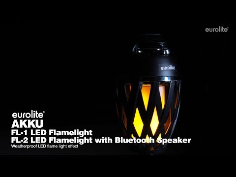 EUROLITE AKKU FL-1 LED Flamelight