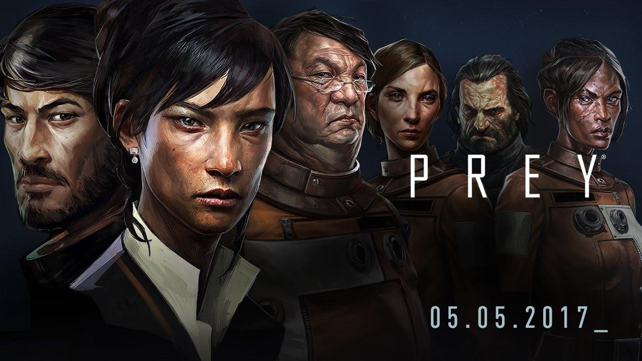 Prey - Solo Morgan Yu può salvare il mondo