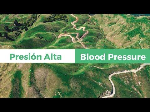 Se aumenta la presión arterial, lo que debe hacer