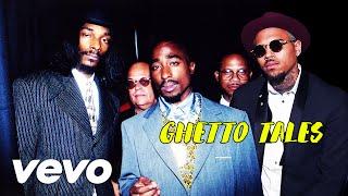 Chris Brown ft. 2Pac & Snoop Dogg - Ghetto Tales (New 2016) DJ TYLAR MASHUP