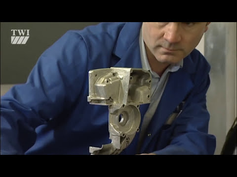 Non-destructive testing (NDT) at TWI - YouTube