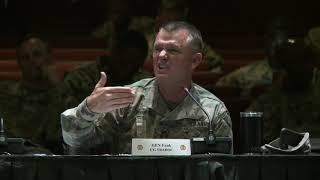 Closing Remarks TRADOC Commander's Forum 19-04
