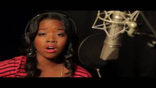 (COVER) Chris Brown - Stuck on Stupid - By Gabi Wilson