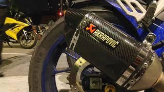 r15 v3 akrapovic exhaust - 免费在线视频最佳电影电视节目