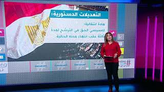 جدل بسبب التعديلات الدستورية في مصر