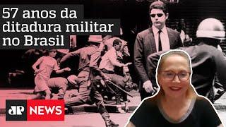 'Braga Netto fala erroneamente na existência de um movimento de 64'