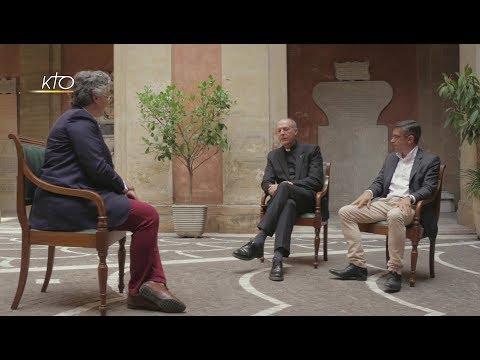 Entretien avec Laurent Landete et le Père Mottin