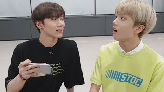 ten and jisung being ten and jisung  (ft. jaemin)