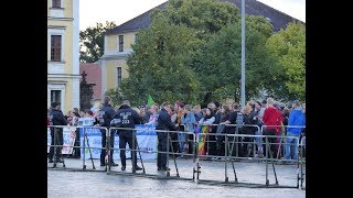 AfD-Demo in Magdeburg