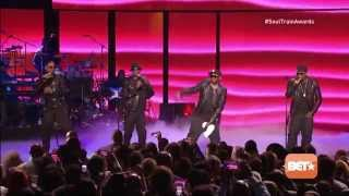★Soul Train 2014 Music Awards Jodeci(1080p)★