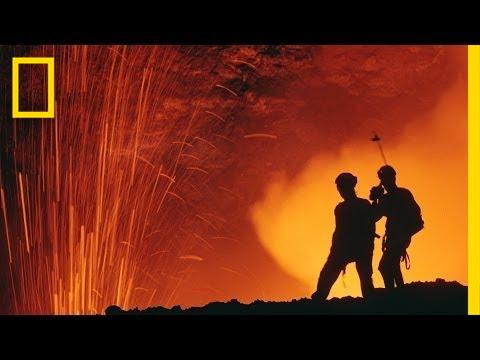 Carsten Peter: Inside the Nyiragongo Volcano | Nat Geo Live thumbnail
