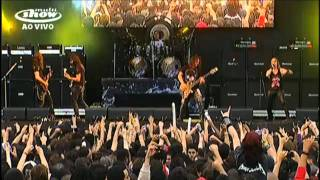 Angra - Nothing To Say Rock In Rio 2011