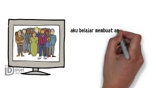 jasa pembuatan video whiteboard / draw video