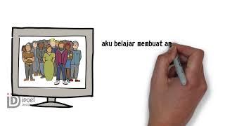 jasa pembuatan video whiteboard / draw video