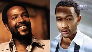 John Legend vs. Marvin Gaye - Number One (Sexual Healing) (S.I.R. Remix) | Mashup