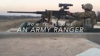 How To Become A Ranger | Viewer Request