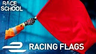 Race School: Every Racing Flag Explained! - Formula E